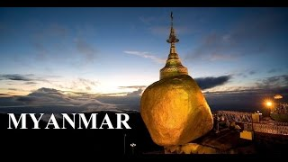 Myanmar/ Mt.Kyaiktiyo (Golden  Rock)HD  Part 8