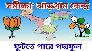 সমীক্ষা: ঝারগ্রাম লোকসভা কেন্দ্র    loksava vote 2019    Election 2019