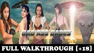 Bad Ass Babes: Episode 1 - FULL WALKTHROUGH  (+18)
