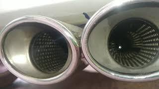 Cómo es el cambio de silenciador? / Resonador Woolrich Ford Fiesta Ikon