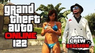 GTA ONLINE #122 - Playboy Mansion und Tennisbälle [HD+]   Let's Play GTA Online