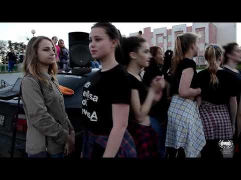 """Танцевальный батл """"В ритме лета"""" , Кулебаки, Дворец Культуры им. Дубровских"""