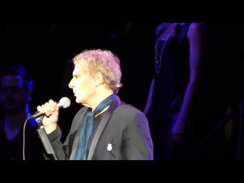 Michael Bolton - Anna Trebunskaya and Jonathan Roberts dance as Michael Bolton performs - DWTS Season 11 Week 3
