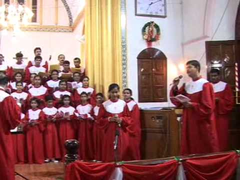 iBADATH A HINDI CAROL SONG WRITTEN BY ANIL KANTH SUNG BY jRUSALEM...