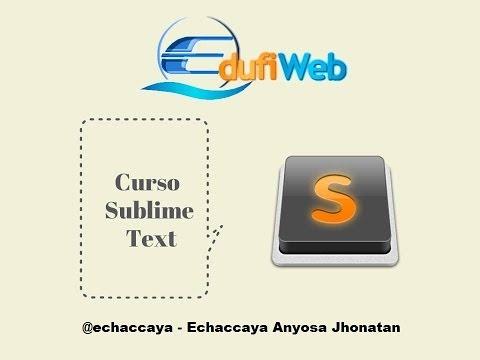 Curso de Sublime Text - 6) Instalación y Usabilidad del Plugin LiveReload con Google Chrome