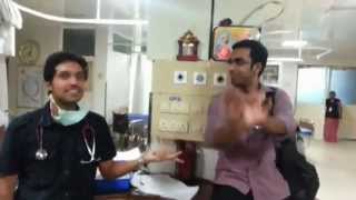Gangnam Style By Jubilee Mission Hospital Students  Trichur
