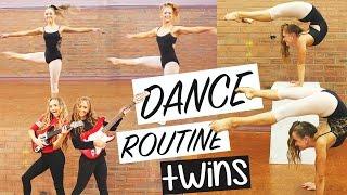 download lagu Twins Dance Routine  Pop   Teagan & gratis