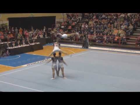 Acrobatic Gymnastics World Cup 2011 Russia 1, Men's Group