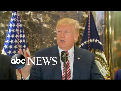 Donald Trump S News Conference Spirals Out Of Control
