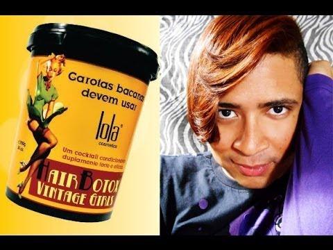 Hair Botox Lola Cosmetics Nova Formula - Aplicação - Denison Diamond