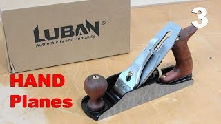 Are Luban hand planes any good? Baby Cot DAILY Woodworking Vlog 3