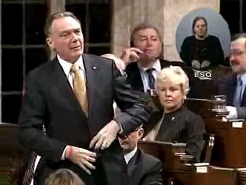Question Period, 30 November 2011 (Parliament of Canada): The Environment