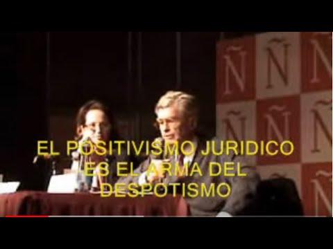 MARIO BUNGE, EL POSITIVISMO JURIDICO Y LA DESIGUALDAD