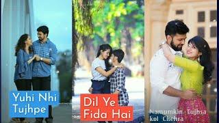 Best Romantic Status Ever | Yuhi Hi Nahi Tujhpe Dil Ye Fida Hai | Fullscreenstatus | Asv Status Zone