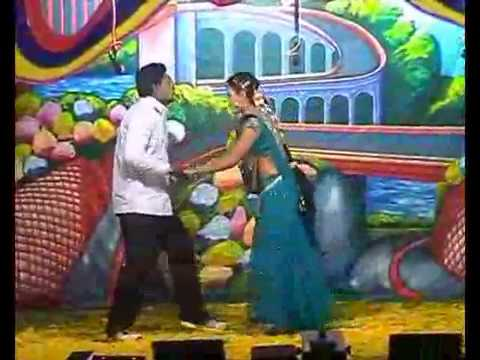 Indian Village Stage Boy And Girl Sexy Dance.part-2 video