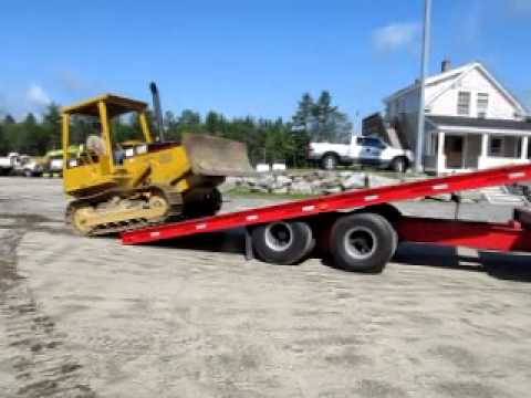 Hyster 25 Ton Tilt Top Trailer for sale at www.atthe.com