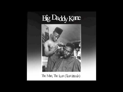 Big Daddy Kane - The Man The Icon (Tron Remix)