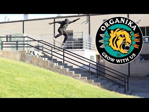 Organika - Spokane Trip