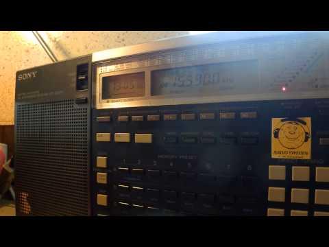 24 04 2015 Radio Free North Korea in Korean to NEAs 1305 on new 15590 Dushanbe, ex 9330