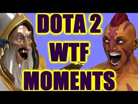 Dota 2 WTF Moments