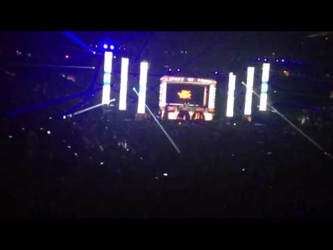 New World Punx (Ferry & Markus) - Opening @ ASOT 600 NYC - MSG 3/30/13