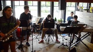 Blue Monk performed by Jazz Jazz Jazz - 7/19/19