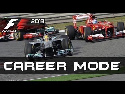 F1 2013 Career Mode Season 2 - Chinese Grand Prix [S2 P23]