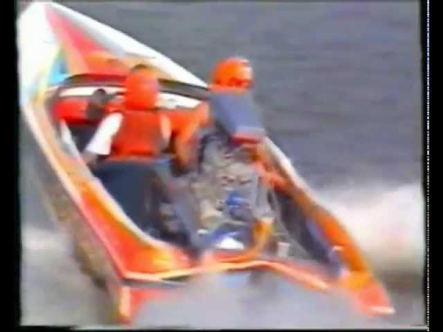 1991 Grafton Bridge to Bridge Water Ski Race Special
