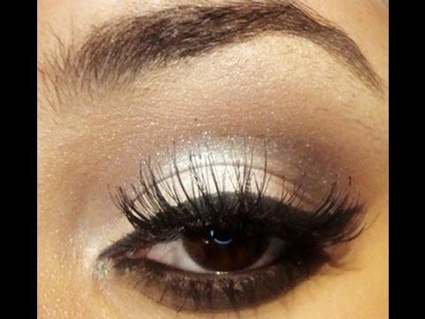 easy pearl eyeshadow makeup tutorial  youtube