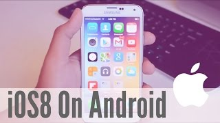 Make Android Look Like iOS 8 - 2.0