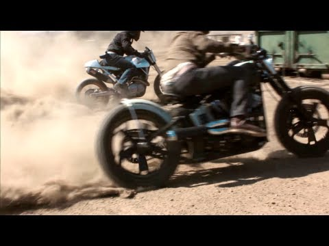 Getting dirty with Roland Sands Design - RideApart