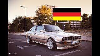 Asa arata un BMW cool, masculin, restaurat si modificat frumos.  BMW 316 e30 1990