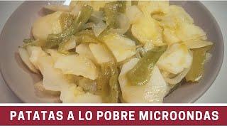 Cocinar en microondas youtube for Cocinar patatas a lo pobre