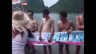 Trò chơi bệnh hoạn của dân bắc ở bãi biển    HẾT THUỐC CHỮA