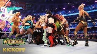 NXT Superstars take over the WrestleMania Women