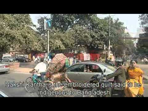 Bangladesh Dhaka Handicraft Nakshi Kantha bangladesh tourism travel guide
