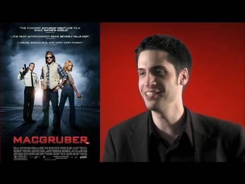 Macgruber full movie