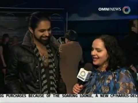 OMNI South Asian News jsin & Vikas Kohli Reel World Film Festival.mp4