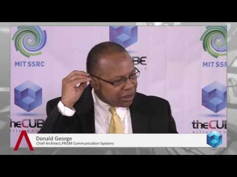 Donald George - MIT Information Quality 2013 - theCUBE