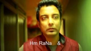 Hm RaNa | M.A.Rahman | Making of Keu Valobashena Studio Music Video | RUNNER | 2017