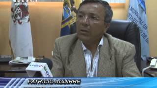 Obra de colector de la 13 de abril paralizada. (Noticias Ecuador)