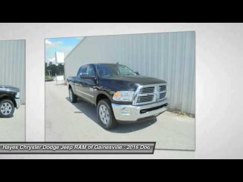 2016 Dodge Ram 2500 Gainesville GA G639419