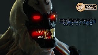 SpiderMan Edge of Time Spiderman 2099 vs Antivenom Gameplay Xbox360/PS3 Sub Español
