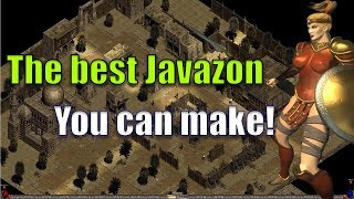 Diablo 2: The Best Javazon You can make!