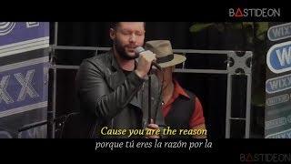 Download lagu Calum Scott - You Are The Reason (Sub Español + Lyrics) gratis