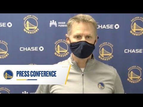 Warriors Talk | Steve Kerr Postgame Press Conference