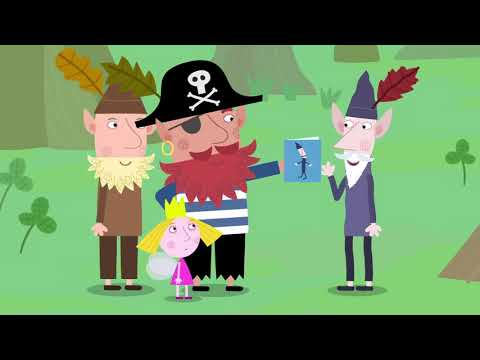 Ben and Holly's Little Kingdom - Wow! Ben, Holly and Treasure | 1Hour