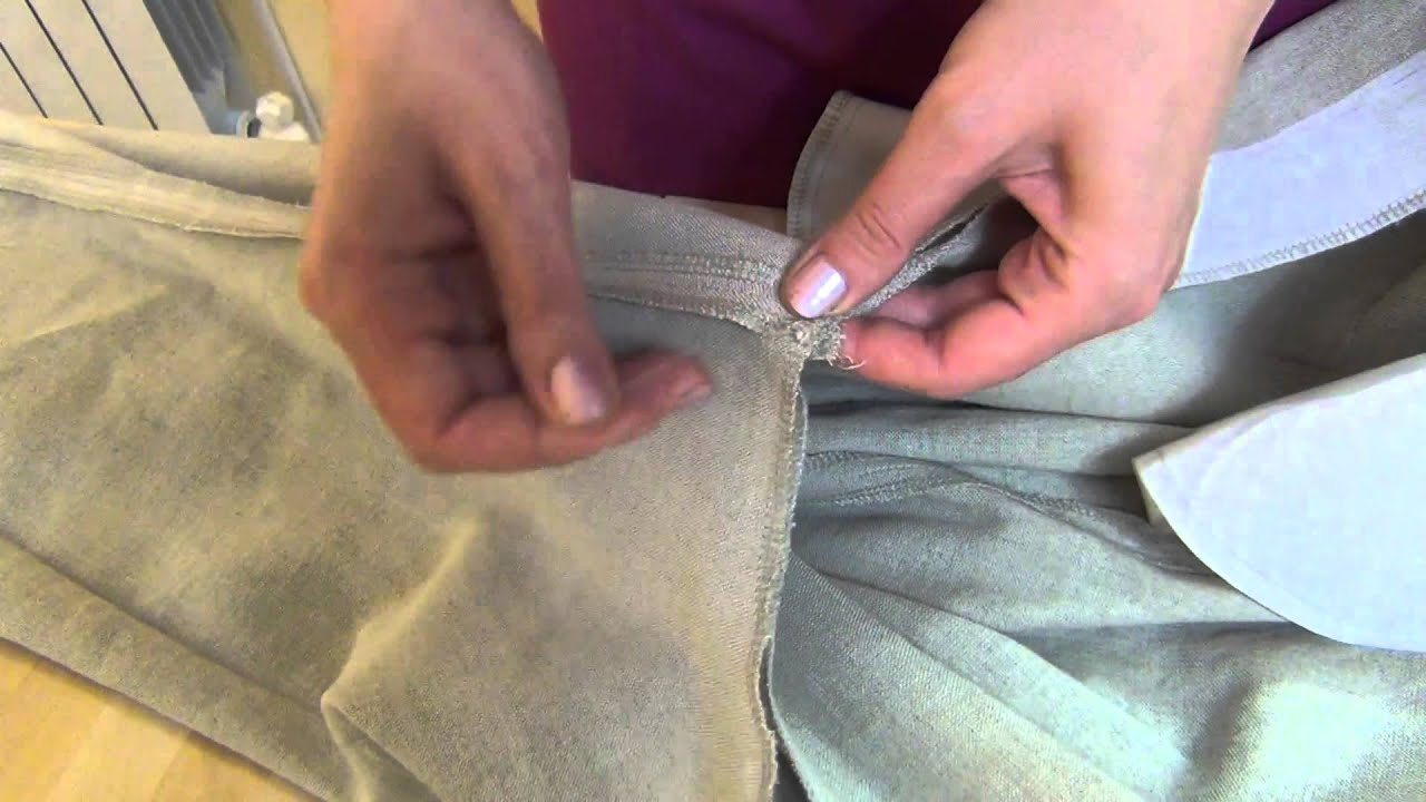 Из мужских брюк сшить 81