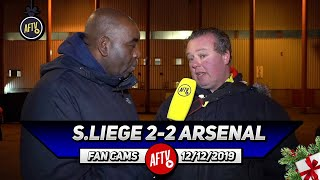 Standard Liege 2-2 Arsenal | Ancelotti Could Take Us To The Next Stage (Gooner Fanzine)