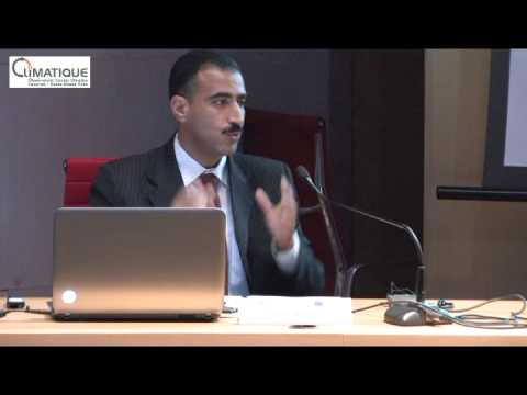 El cambio climático en Marruecos
